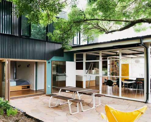 Rosanna House by Nest Architects (via Lunchbox Architect)