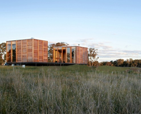 Salt River Rural Retreat by ARKit (via Lunchbox Architect)
