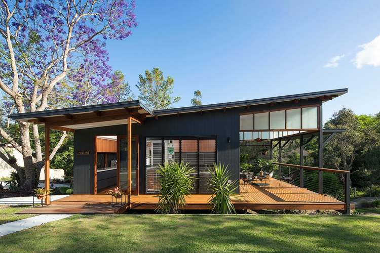 This Modern Tropical Home Is A Granny Flat For A Hip