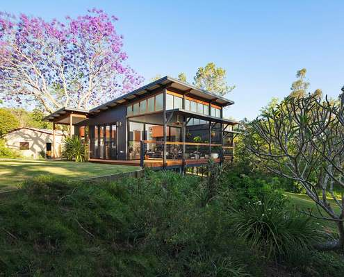 Samford Valley Small House by  (via Lunchbox Architect)