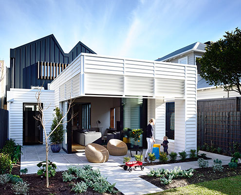 Sandringham House by Techne Architecture + Interior Design (via Lunchbox Architect)
