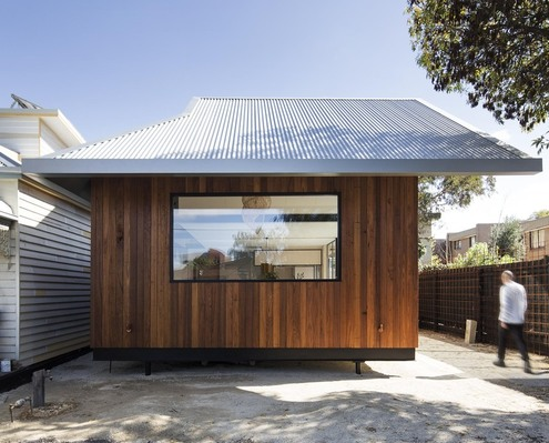 Seddon House by OSK Architects (via Lunchbox Architect)