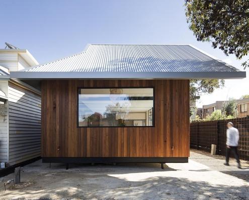 Seddon House by OSK Architects (via Lunchbox Architect)