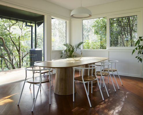 Selby Aura Family Home by Drawing Room Architecture (via Lunchbox Architect)