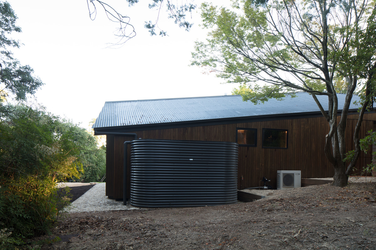 Daylesford Cottage Updated With Sensitive Japanese