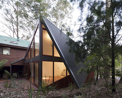 South Durras House Fearns Studio by Fearns Studio (via Lunchbox Architect)