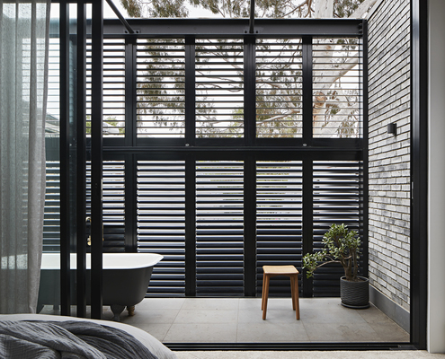 South Melbourne Terrace by Eliza Blair Architecture (via Lunchbox Architect)