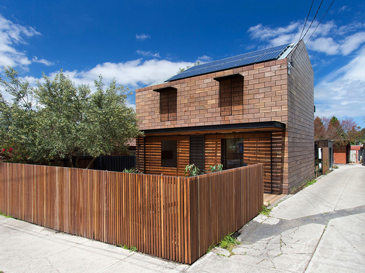 Stonewood House Northcote by Breathe Architecture (via Lunchbox Architect)