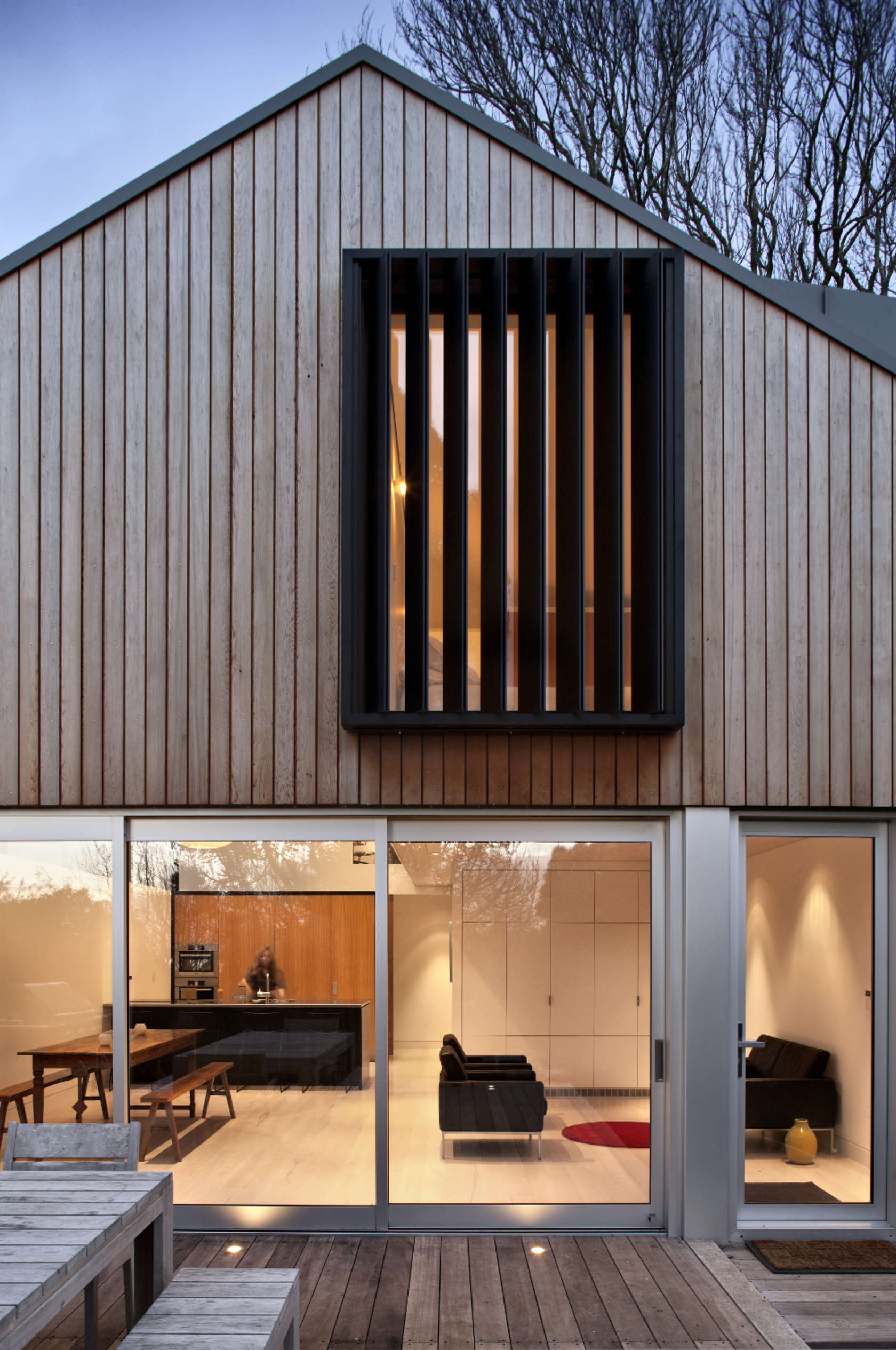Architect turns this old two car garage into beautiful family home
