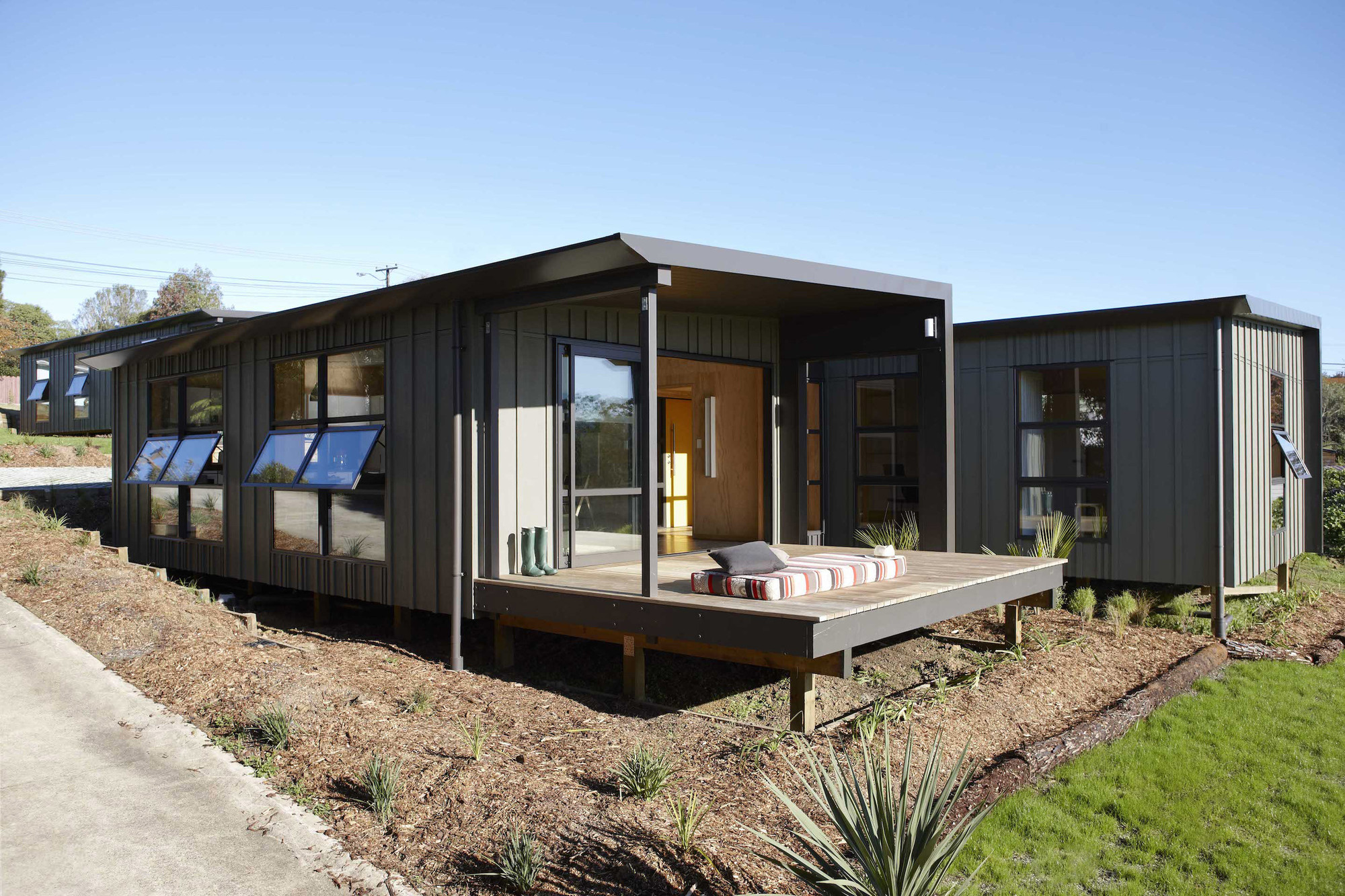 Tiny Home Designs: Architecture Students Also Design And Build Two Community