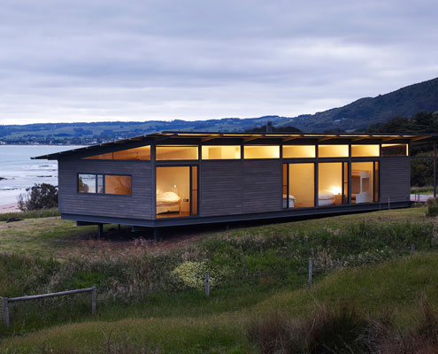 Sugar Gum House by Rob Kennon Architects (via Lunchbox Architect)