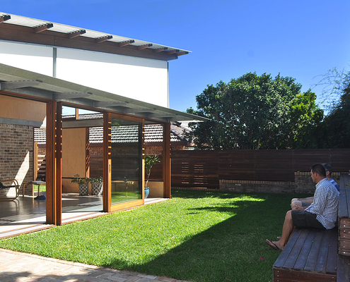 Sustainable House Marrickville by Day Bukh Architects (via Lunchbox Architect)