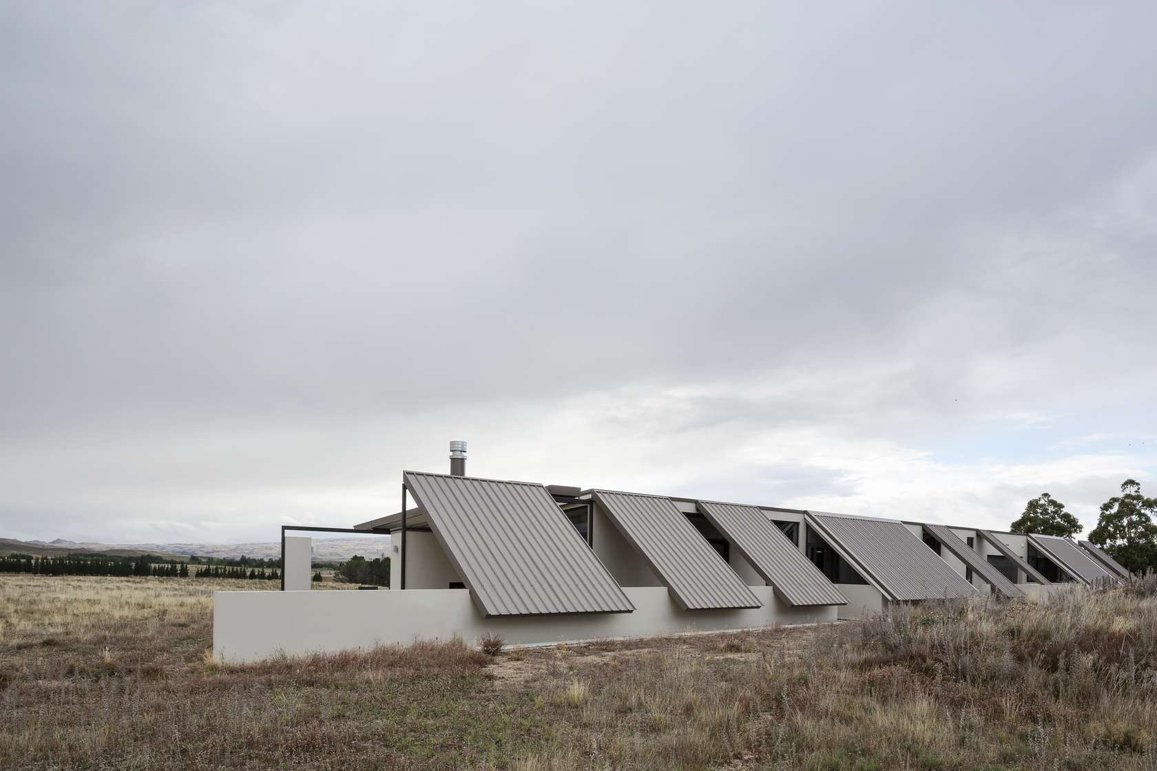 Tent House: A Super-Insulated And Permanent Tent For Living