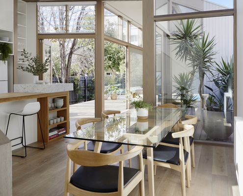 Tess + JJ's House by po-co Architecture (via Lunchbox Architect)