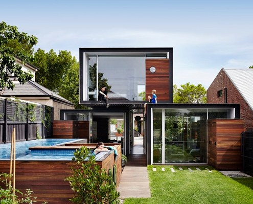 THAT House by Austin Maynard Architects (via Lunchbox Architect)