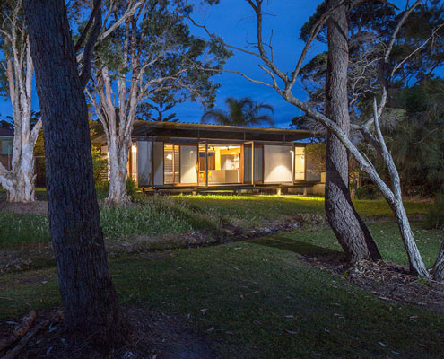The Mook (Chief's House) by Rodney Moss Architect (via Lunchbox Architect)