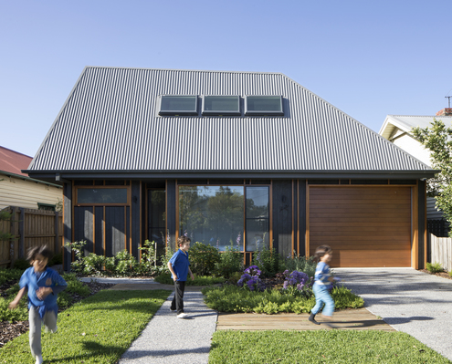 Thornbury House by Bent Architecture (via Lunchbox Architect)