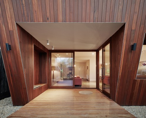 Thornbury House by Mesh Design (via Lunchbox Architect)