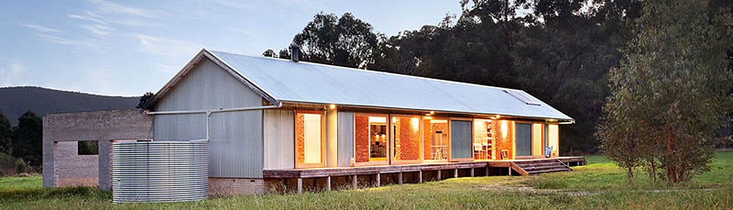 Modern Wool Shed Pays Homage to Iconic Australian Architecture