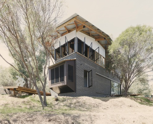 Toodyay Shack by A Workshop (via Lunchbox Architect)