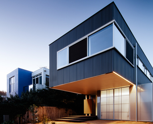 Torquay House by Robert Troup Architect & My Architect (via Lunchbox Architect)