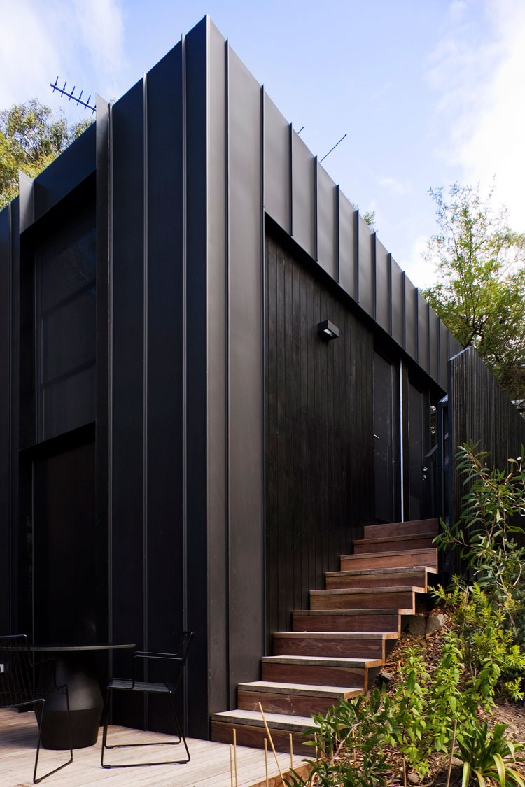 Wood Facade Architecture Timber Cladding