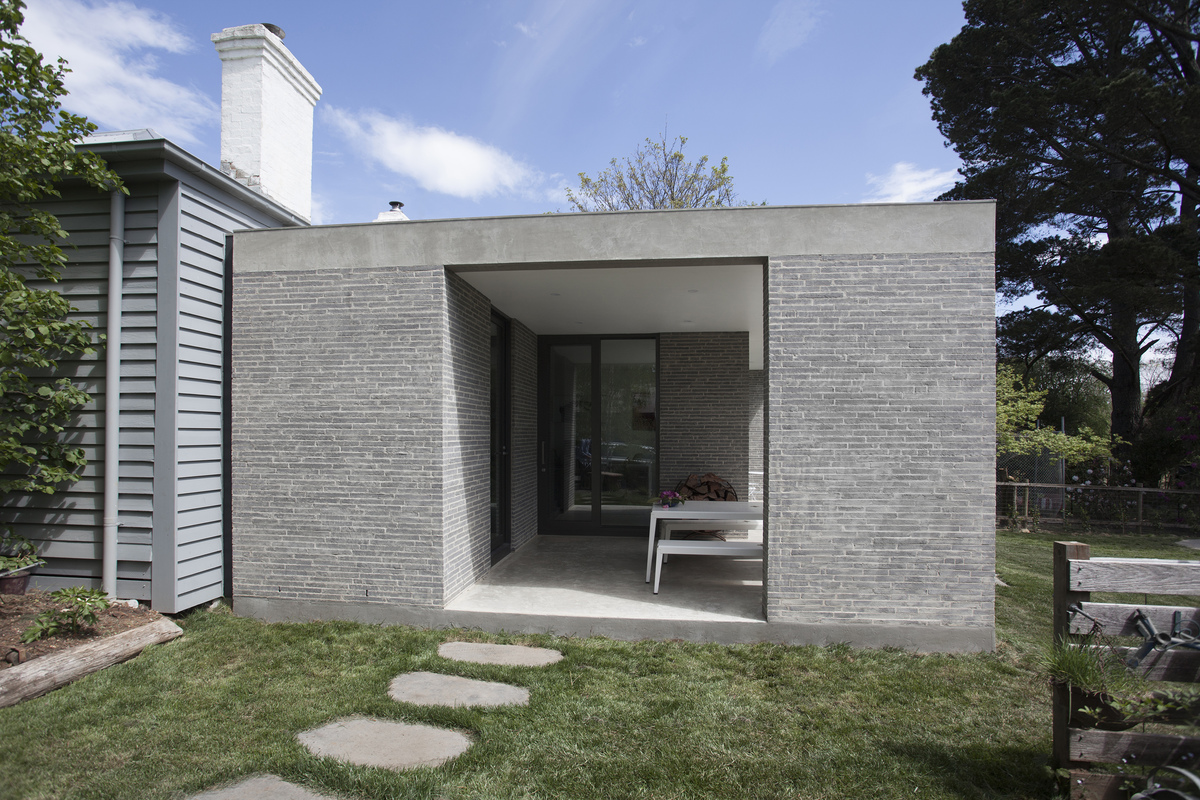 A New Living and Alfresco Pavilion