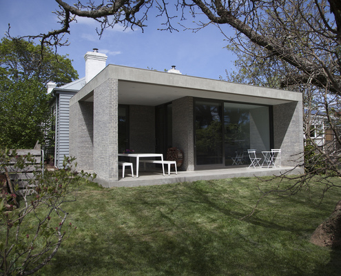 Trentham House by Adam Kane Architects (via Lunchbox Architect)