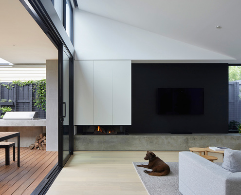 U House by C.Kairouz Architects (via Lunchbox Architect)