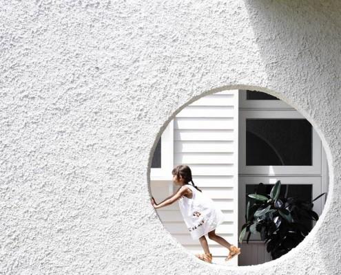 Westgarth House by Kennedy Nolan Architects (via Lunchbox Architect)