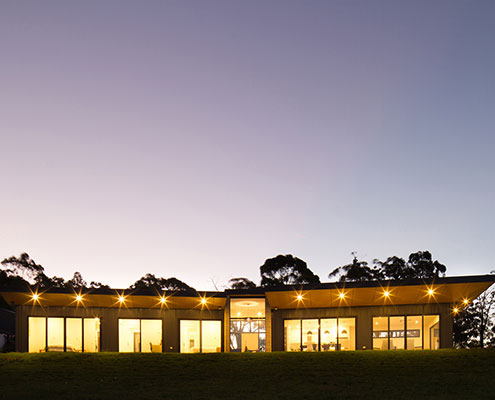 Willow Grove House by Finnis Architects (via Lunchbox Architect)