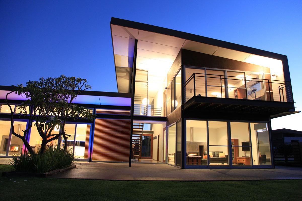 Eco Home Designs InMyInterior Prev Next Design Lindal Cedar Homes