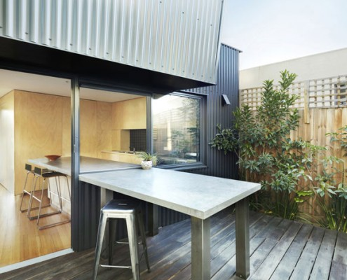 Yarra Street House by Julie Firkin Architects (via Lunchbox Architect)