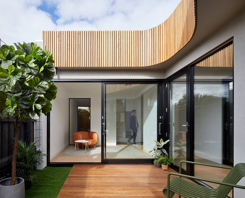 Yarraville Light House by ROAM Architects (via Lunchbox Architect)