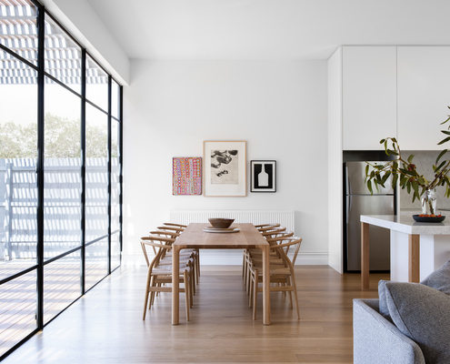 Yarraville Residence by  (via Lunchbox Architect)