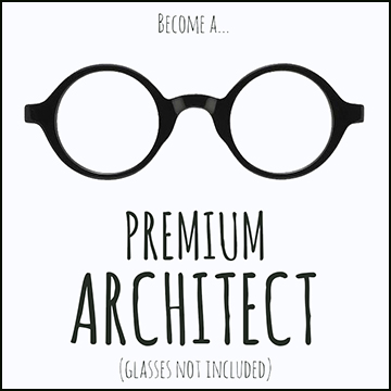 Become a Premium Architect